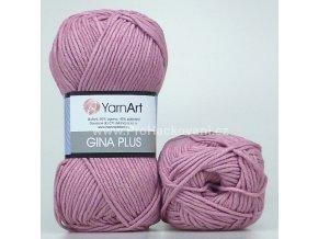 Gina Plus 65 staro-růžově fialová