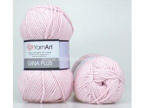 Gina Plus 18 světle růžová