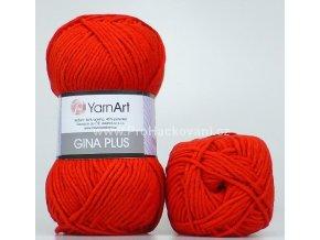 Gina Plus 64 červená