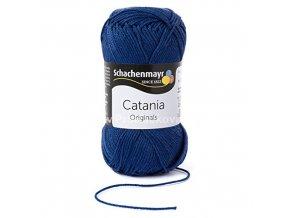 Příze Catania 164 jeans modrá