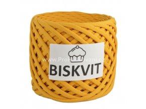 špagáty Biskvit 203 hořčicově žluté