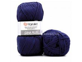 Gina Plus 54 tmavší modrá