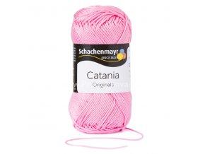 Příze Catania 222 růžová