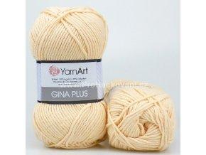 Gina Plus 73 pastelově meruňková