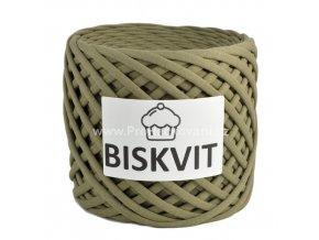 špagáty Biskvit 703 zelené rašelinové