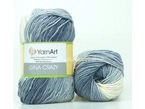 Gina Crazy 8204 variace šedé