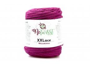 XXLace 28 purpurově fialová