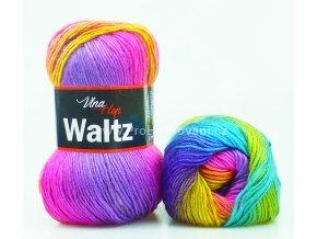příze Waltz 5703 barevná