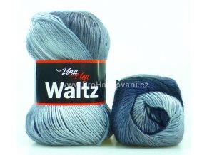 příze Waltz 5708 šedá