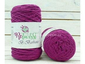příze Bosphorus Barbante 28 Fuchsiově fialová
