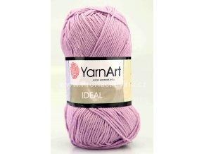 příze Ideal 245 fialová lila