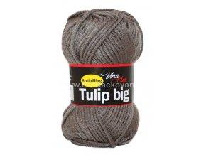 příze Tulip Big 4235 šedá