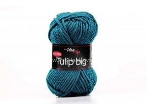 příze Tulip Big 4432 petrolově modrá
