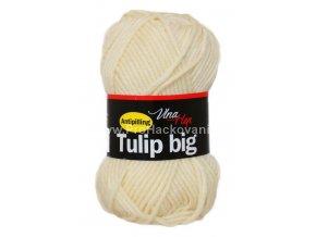 příze Tulip Big 4172 smetanová