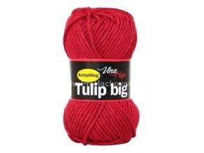 příze Tulip Big 4019 červená