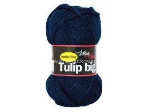 příze Tulip Big 4121 tmavě modrá