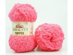 příze Toffee 73507 malinově růžová
