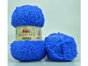 příze Toffee 73514 královsky modrá