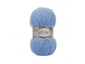 příze Softy Plus 112 nebesky modrá