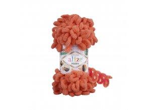 příze Puffy 619 korálová