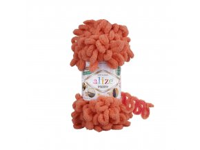 PUFFY 619 Coral