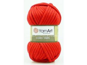 Cord Yarn 773 červená