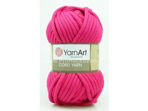Cord Yarn 771 růžová