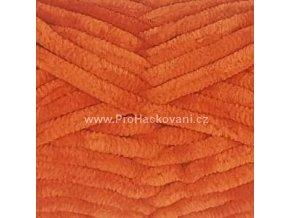 příze Dolce 778 cihlově oranžová