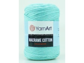 Macrame Cotton 775 mentol