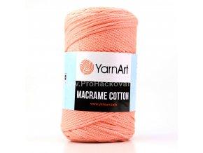 Macrame Cotton 767 meruňkově lososová