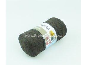 Ribbon Yarn Art hnědá