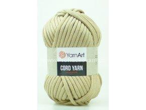 Cord Yarn 753 kávově béžová