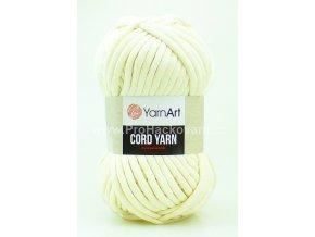 Cord Yarn 752 krémová melange