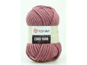 Cord Yarn 792 starofialovohnědá
