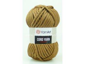 Cord Yarn 788 světle hnědá