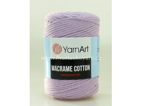 Macrame Cotton 765 fialková lila
