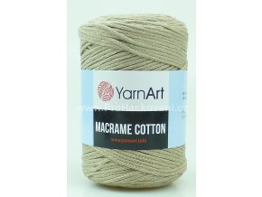 Macrame Cotton 768 béžová