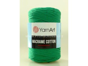 Macrame Cotton 759 zelená