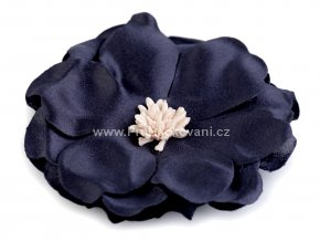 Květ Ø 75 mm tmavě modrý