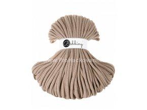 Bobbiny šňůry Jumbo pískové ( Sand )