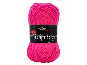příze Tulip Big 4314 NEON růžová