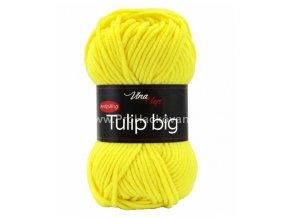 příze Tulip Big 4312 NEON žlutá
