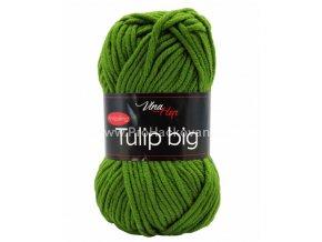 příze Tulip Big 4456 trávově zelená