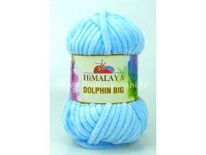 příze Dolphin Big 76704 pastelově modrá