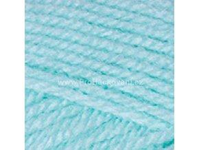 příze Baby 856 pastelově tyrkysová