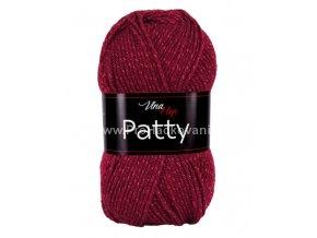 příze Patty 4024 bordó