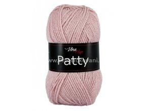 příze Patty 4401 světlá starorůžová