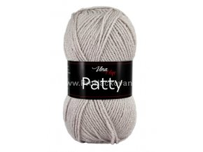 příze Patty 4476 fialkově šedá