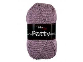 příze Patty 4478 starofialová
