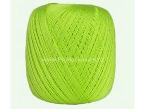 příze Moonlight 8145 jarní zelená
